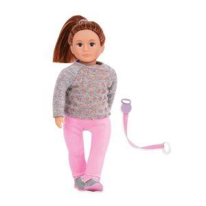 Кукла LORI собачница Розалинда, 15 см LO31113Z