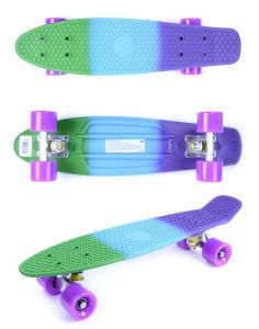 Скейтборд детский GO Travel Fuzion 56 cм