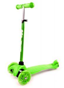 Самокат GO Travel mini, зеленый