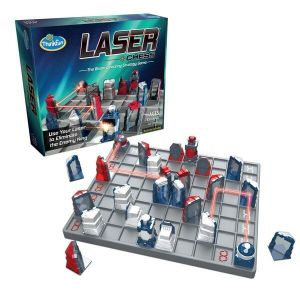 Игра на двоих Лазерные шахматы ThinkFun Laser Chess