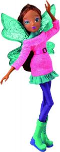 Winx Кукла Зимняя магия Лейла