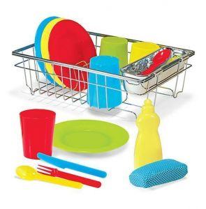 Набор кухонной пластиковой посуды