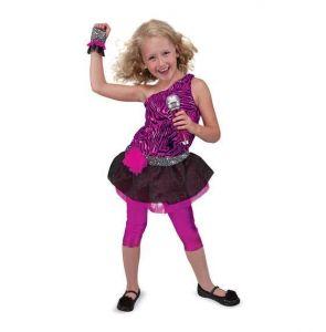 Карнавальный костюм Рок-звезда от 3-6 лет Melissa & Doug