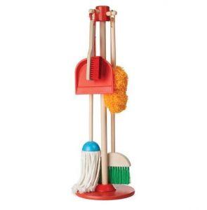 Деревянный набор для уборки Melissa & Doug MD18600