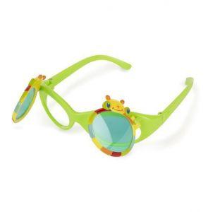 Детские солнцезащитные очки - Счастливая стрекоза NEW, Flip-Up