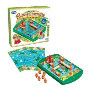 Игра-головоломка Переправа ThinkFun River Crossing