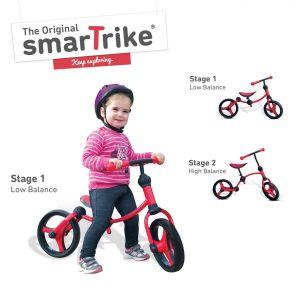 Велобег Running Bike красный Smart Trike