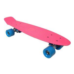 Скейт AWAII SK8 Vintage 22.5 розовый, до 100 кг