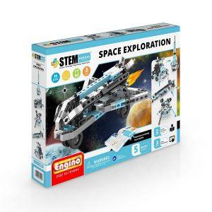 Engino Конструктор серии STEM HEROES Исследование космоса 5 в 1