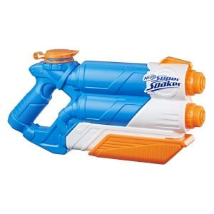 ВОДНЫЙ БЛАСТЕР NERF Super Soaker Twin Tide
