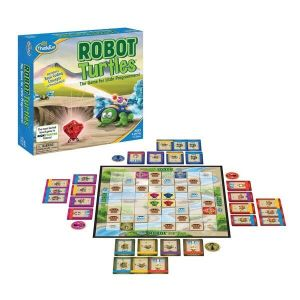 Игра-головоломка Черепашки-роботы ThinkFun Robot Turtles