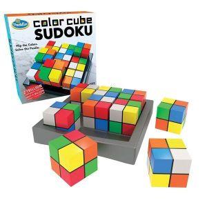 Игра-головоломка Судоку ThinkFun Color Cube Sudoku