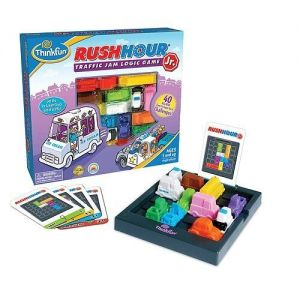 Игра головоломка Час Пик Детская ThinkFun Rush Hour Jr