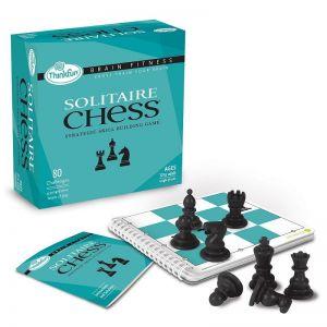 Игра-головоломка Шахматный пасьянс Фитнес для мозга ThinkFun Solitaire Chess Brain Fitness