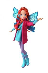 Winx Кукла Зимняя магия Блум
