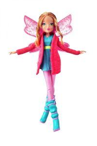 Winx Кукла Зимняя магия Флора