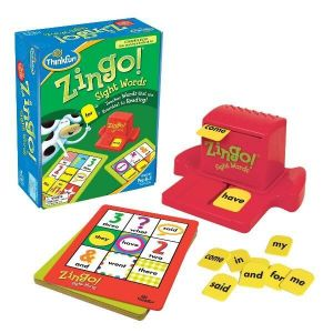 Игра Зинго Слова ThinkFun Zingo Sight Words