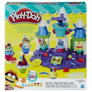 Игровой набор Play-Doh Замок Мороженого, Hasbro