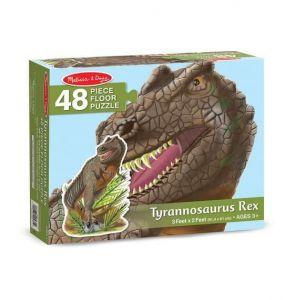 Напольный пазл Melissa & Doug Тираннозавр, MD10431