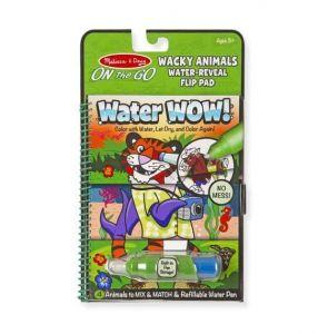 Волшебная водная раскраска Веселые животные Melissa & Doug MD9464
