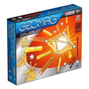 Магнитный конструктор Geomag Color 30 деталей