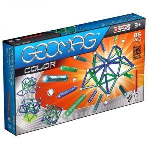 Магнитный конструктор Geomag Color 86 деталей