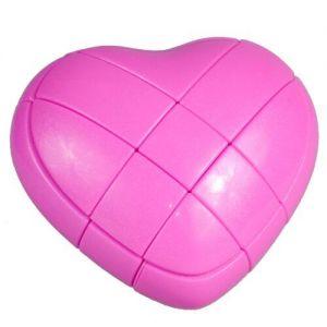 Сердце Рубика Pink Heart Love Cube