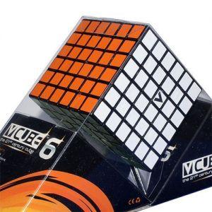 Кубик Рубика V-CUBE 6x6 Black