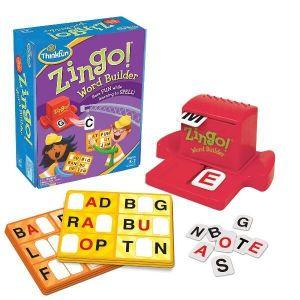Игра Строитель слов ThinkFun Zingo Word Builder