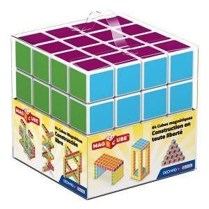 Кубики магнитные Geomag MAGICUBE free building 64 шт