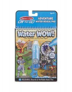 Волшебная водная раскраска Приключения Melissa & Doug MD9317