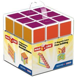 Магнитные кубики Geomag MAGICUBE free building 27 шт