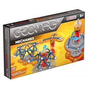 Магнитный конструктор Geomag Mechanics 146 деталей