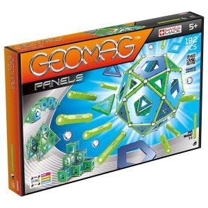 Магнитный конструктор Geomag Panels 192 деталей