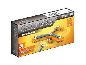 Конструктор магнитный Geomag Mechanics 28 деталей