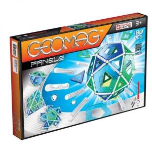 Магнитный конструктор Geomag Panels 180 деталей