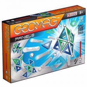 Магнитный конструктор Geomag Panels 68 деталей