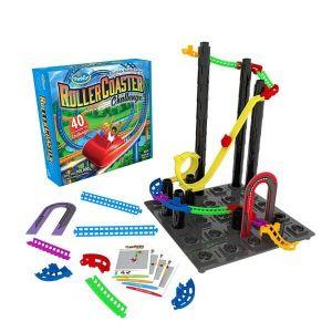 Игра-головоломка Американские горки ThinkFun Roller Coaster Challenge