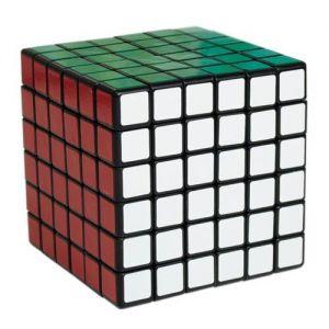Кубик Рубика Shengshou 6x6 black