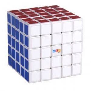 Кубик Рубика Smart Cube 5x5 White