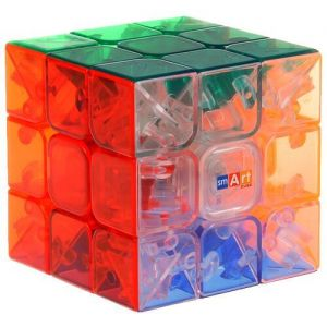 Кубик Рубика Smart Cube 3x3 прозрачный