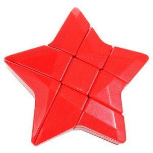 Звезда Рубика Красная Red Star Cube