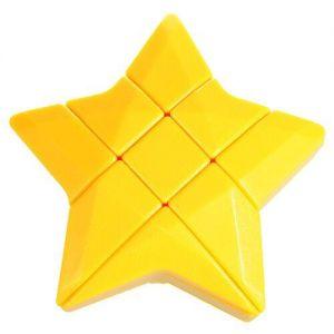 Звезда Рубика Желтая Yellow Star Cube