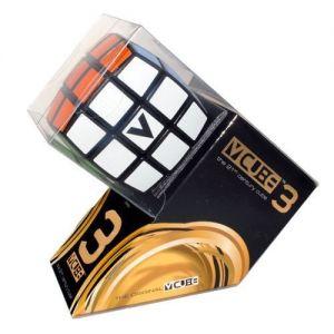 Кубик Рубика V-CUBE 3х3 Black Pillow округлый