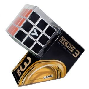 Кубик Рубика V-CUBE 3х3 White белый