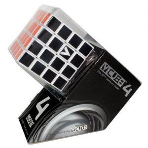 Кубик Рубика V-CUBE 4х4 white плоский
