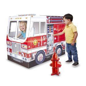 Картонная пожарная машина Melissa & Doug MD5511