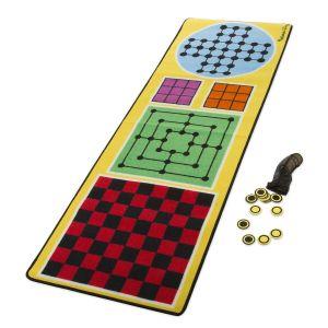 Игровой коврик Настольные игры 4 в 1 Melissa & Doug MD19424