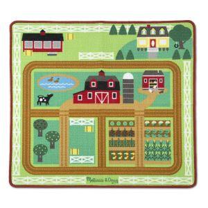 Melissa & Doug Игровой коврик с животными Ферма MD19425