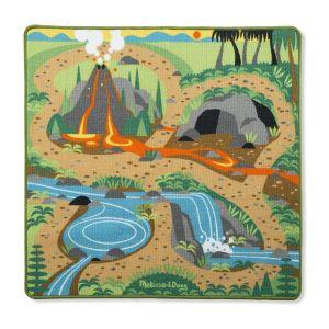 Игровой коврик с динозаврами Melissa & Doug MD19427